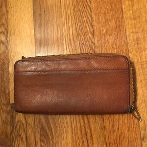 Accessories - Tusk Donington Leather Wallet